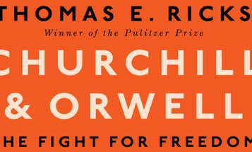 Tom Ricks Is Hitting The Road For The Paperback Edition Of 'Churchill And Orwell'