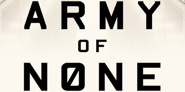 'Army Of None': A Clear-Eyed Look At The Rise Of Autonomous Weapons