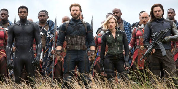 19 Extremely Important Military Questions About 'Avengers: Infinity War'