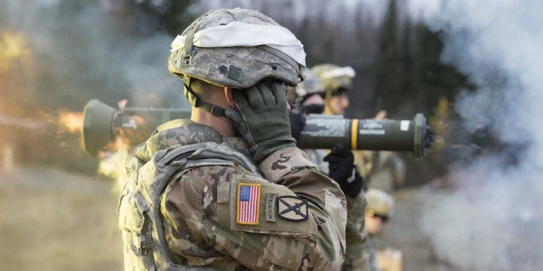 New Study Says Shoulder-Fired Weapons Are Hazardous For The Brain