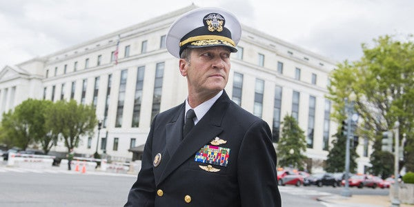 The White House Knew Ronny Jackson Had Issues And Covered It Up