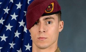 Soldier Killed In Eastern Afghanistan Identified