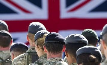 The UK's Shrinking Military Presence Is Damaging The Whole World