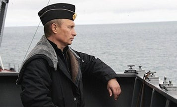 Does Putin Have A Long-Range Climate Change Strategy?