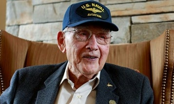 This World War II Veteran Is Finally Getting His College Degree (At 96)