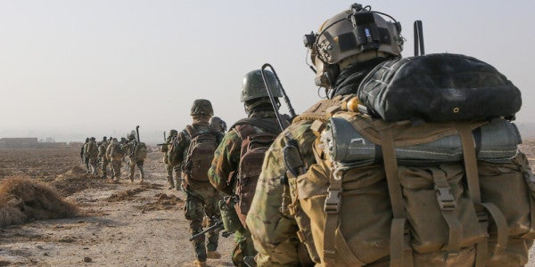 Report: Green Berets Are Quietly Waging A New Ground War In Yemen