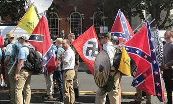 Charlottesville Neo-Nazi Marine Found Guilty At Summary Court-Martial