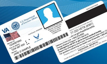 The VA Is Finally Getting Around To Mailing Out All Those Veteran ID Cards