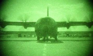 2 Airmen Injured By Chinese Shining Frickin' Laser Beams At US Aircraft