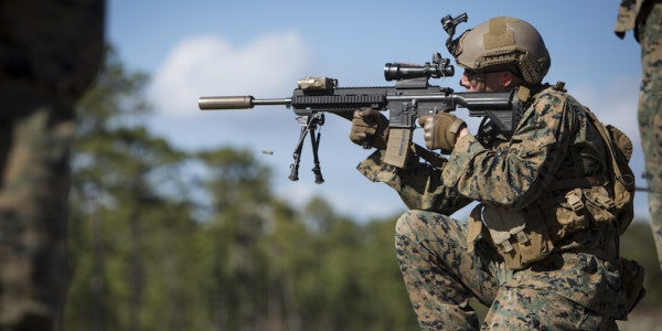 Here's The Marine Corps' New Plan To Shake Up Rifle Squads