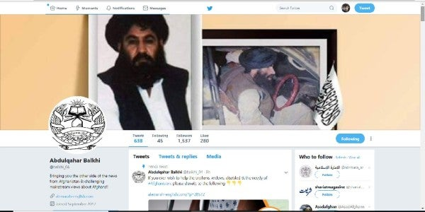 A Taliban Lackey Responds To Neller's Mujahideen Comments In A Very Serious Interview