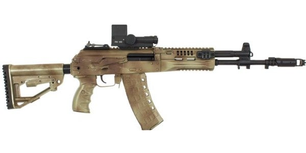 The Russian Military Is Officially Replacing The AK-74M With 2 Brand New Kalashnikov Rifles