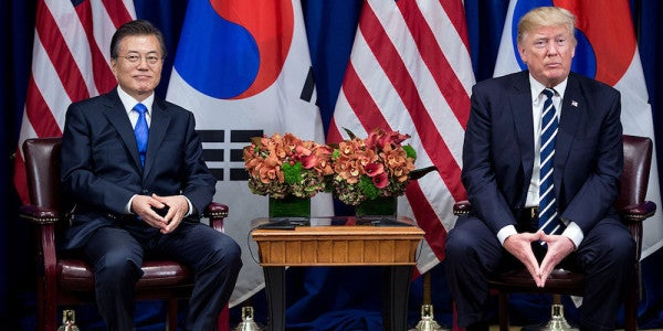The Future Of US Troops In South Korea Remains Uncertain Amid North Korea Thaw