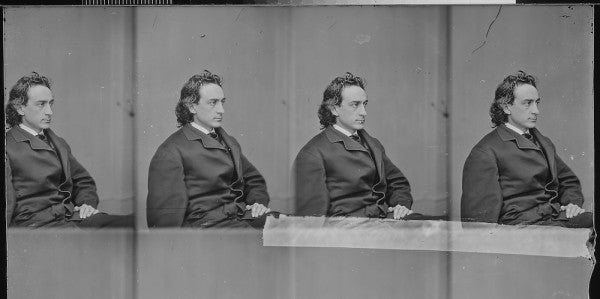That Time John Wilkes Booth's Older Brother Saved The Eldest Son Of Abraham Lincoln