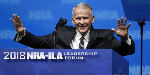 The NRA's New President Has Deep Experience With Foreign Arms Sales