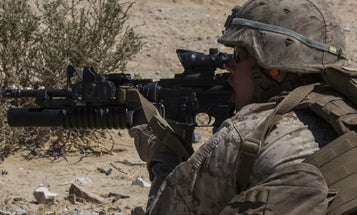 2 Marines Shot During Live-Fire Training; 1 Remains In Serious Condition
