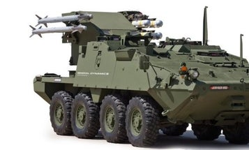 Report: The Army's Hellfire-Enabled Stryker Vehicles Are Headed To Europe To Counter Russia Sooner Than Expected
