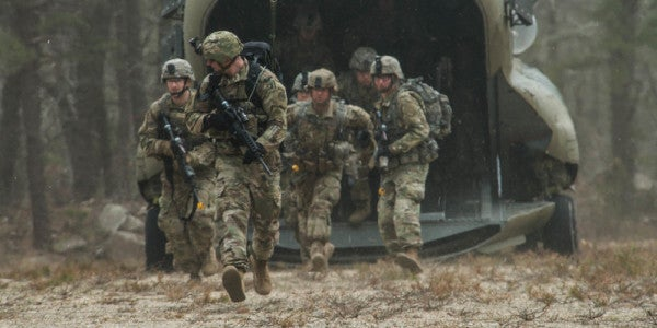 Why Is The Mississippi National Guard Bigger Than New York's?