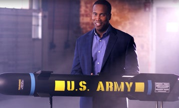 I Can't Stop Laughing At This Army Veteran's Political Ad