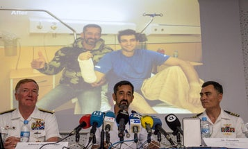 A Sailor Lost His Hand In A Freak Accident. This Spanish Surgeon Made Him Whole Hours Later