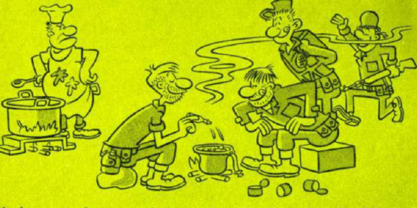 Read Tabasco's Hilarious (But On-Point) Cookbook For Troops In Vietnam