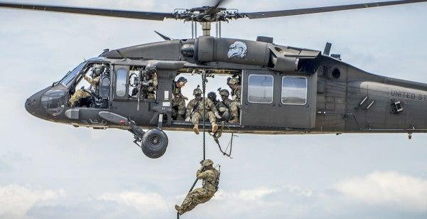 The Black Hawk Helicopter Is Underappreciated