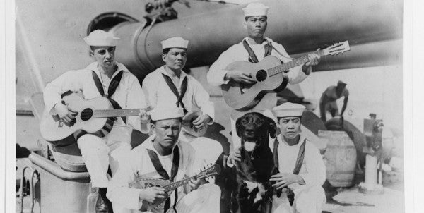 A Glimpse Of The Olden Days In The Navy