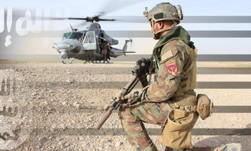 The Untold Stories Of Marine Special Ops 'Getting Some' Against ISIS