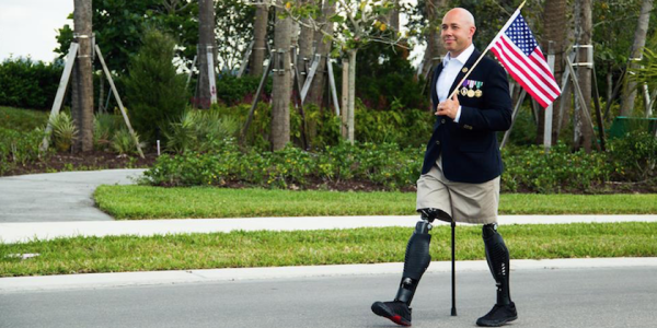 Trump Is Eyeing This Double-Amputee Army Veteran To Lead The VA