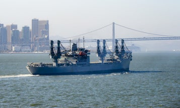 The US Merchant Marine Fleet Is Dying — And It May Hurt America's Ability To Wage War Abroad