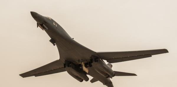 Transforming The B-1B Bomber Into A Gunship Is A Terrible Idea