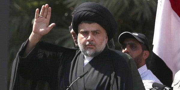 Gen. Dubik's Assessment: Sadr's Victory In Iraq Puts A Lot At Risk