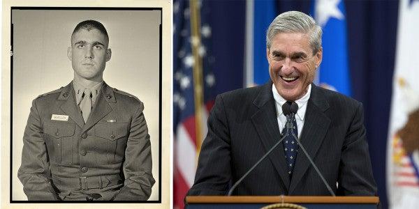 Marines Remember Robert Mueller In Combat in Vietnam (And Mueller Himself On Ranger School)