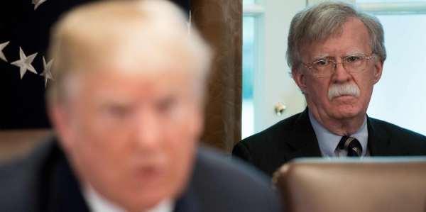Is John Bolton Trying To Sabotage Trump's Historic North Korea Summit?