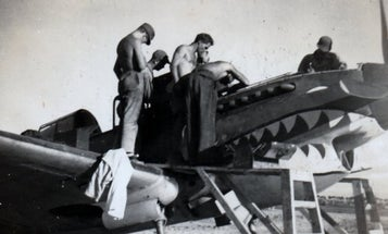 The Secret Christmas Day Dogfight Of World War II