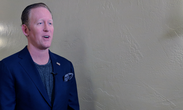 Navy SEAL Rob O'Neill Has The Most 'Murican Suit Jacket Ever