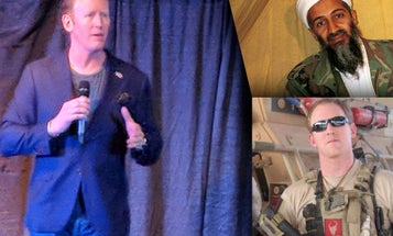 Listen To Navy SEAL Rob O'Neill Talk About The Raid That Killed Osama Bin Laden