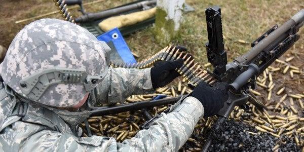 Oops, I Did It Again: Airmen Lose Machine Gun After Losing Box Of Grenades