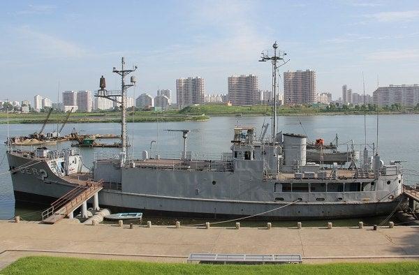 President Trump Should Ask Kim Jong Un To Return The USS Pueblo