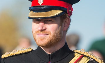Will Prince Harry Have To Decide Between His Uniform And Beard?
