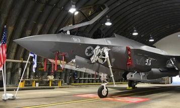 Israel Becomes First Country To Use F-35s In Combat, Giving Hope To US F-35s