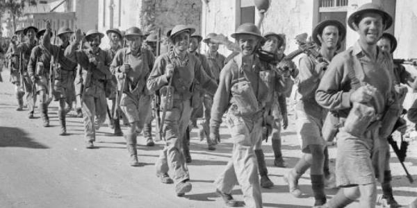 British Blog to Light Infantry: Buzz Off