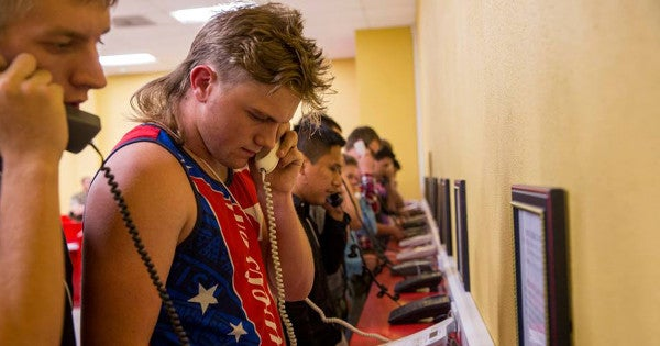 A Mullet-Wearing Marine Recruit Showed Up To Boot Camp Ready To Party