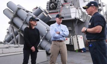Destroyer Commander In Hawaii Fired Over Fraternization Allegations