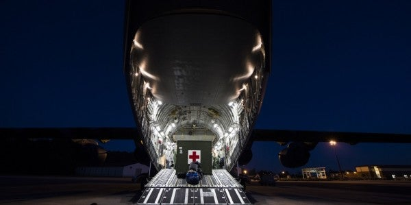 Ebola is Back — And The US Military May Not Be Able To Help This Time
