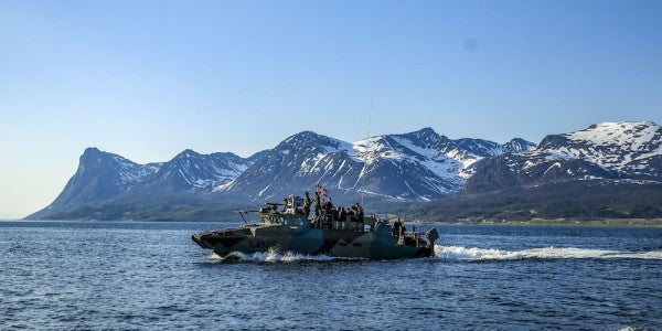 The US And Norway In The Same Boat, Literally And Figuratively
