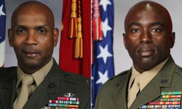 Marines Fire Commander, Senior Enlisted Leader At California Light Armored Battalion