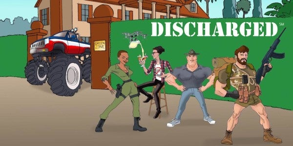 Hollywood Has Too Few Military Veterans. 'Discharged' Is Changing That