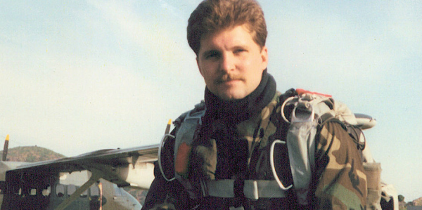 Medal of Honor Nominee John Chapman Is Getting a Film About His Life