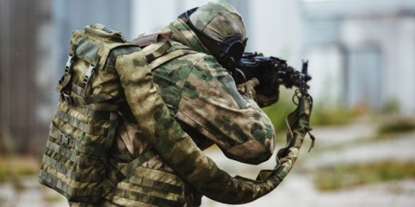 Russia Is Eyeing A Minigun Ammo Backpack Straight Out Of 'Predator'